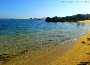 View today - Playa las Pipas – Spain