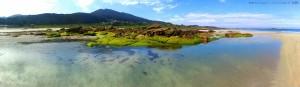 Little River at Praia de Carnota – Spain