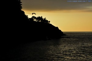 Sunset at Praia O Riás – Spain