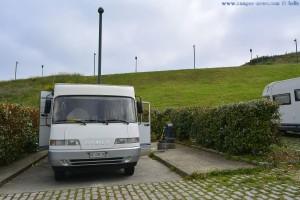 My View today - Area Sosta Camper - Poboado O Portiño, 8, 15011 A Coruña, Spanien
