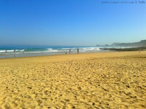 My View today - Playa de Canallave – Spain