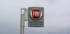 My View today - FIAT in Colindres - Spain