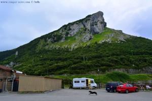 Parking at Playa de Arenillas - Casalangostero, 39798 Castro Urdiales, Cantabria, Spanien