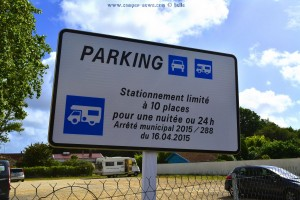Parking Camper for free - 33 Avenue du Marais, 40600 Biscarrosse, Frankreich
