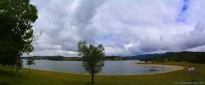 My View today - Embalse de Ullíbarri – Spain
