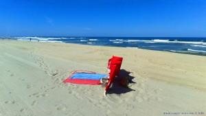 My View today - Praia de Afife - Portugal