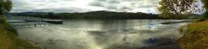 My View today - Río Miño - Barbantes - Spain