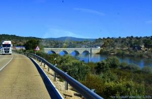 Kurz vor dem Ziel - Brücke über den Río Tera - Villardeciervos - Spain