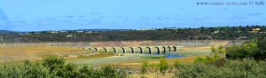 Interessante Brücke - irgendwo in Nord-Spanien