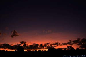 Sunset at El Lago de Pareja - Pareja – Spain