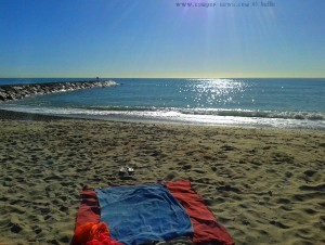 My View today - Playa de la Torre - Almassora – Spain