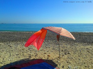 My View today - Playa Pla de la Torre - Almassora – Spain