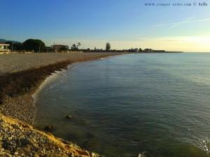 Linke Seite vom Wellenbrecher - Playa de Torrenostra - Torrenostra – Spain