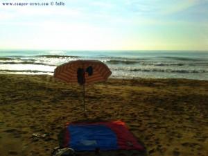 My View today - Platja dels Eucaliptus - Els Muntells – Spain