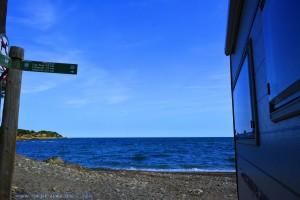My View today - Platja de l'Aliga – Spain