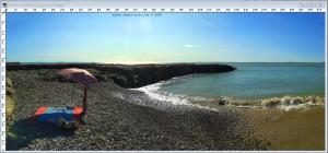 Panorama-Bild fertig bearbeitet