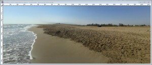 Panorama-Bild vorher