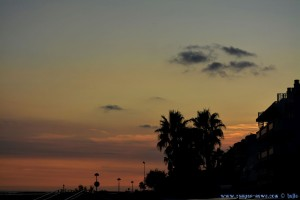 Sunset at Platja de les Gavines - Cubelles – Spain