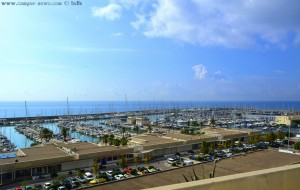 My View today - Port Ginesta - Castelldefels – Spain