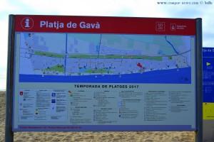 Platja de Gavà - Castelldefels - Spain