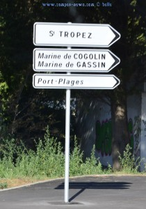 My View today - Auf geht's – erst mal zurück nach Saint Tropez – France