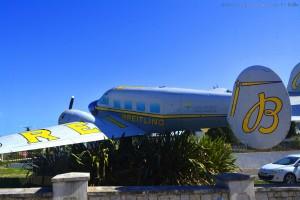 Breitling in Butte de Saint-Cassien bei Cannes - France