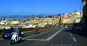 Good bye Genova – Italy