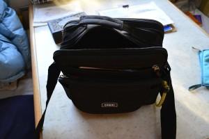 Meine neue Photo-Tasche