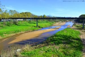 My View today – auf dem Rückweg vom Open Market zum Camper -Tordera – Spain
