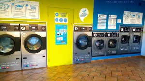 Laundry La Wash in Castelldefels – Spain