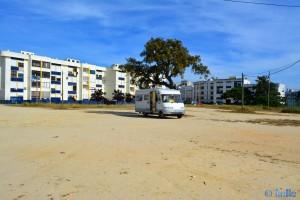 Parking in Charneca de Caparica - Vale Cavala - Rua Graça Pina de Morais, Portugal
