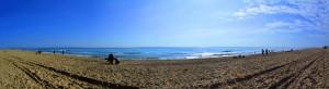 My View today - Platja de Gavà - Castelldefels – Spain