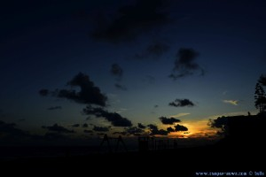 Sunset at Platja de Gavà - Castelldefels – Spain