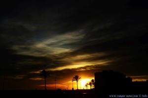Nikon D5200 - Sunset at Cunit Playa - Spain