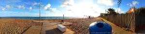 My View today - Platja de Gavà - Castelldefels - Spain
