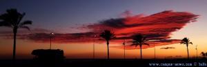 SmartPhone neffos Kamera – Sunset at Cunit Playa – Spain