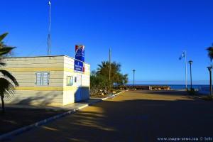 Tourist Info Almenara am Passeig Marítim - Casablanca – Spain