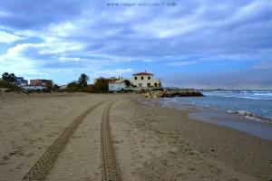 Nicol am Platja Les Deveses – Spain