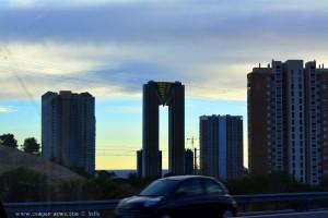 Die Wolkenkrazter von Benidorm – Spain