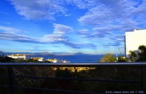 Aussicht von dem Waschsalon - Gran Alacant - Spain