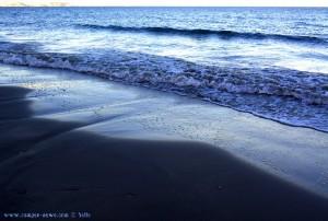 Interessante Lichtverhältnisse am Playa la Ermita - Santa Pola - Spain