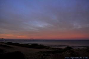 17:40 - Faszinierender Himmel über Alicante – Spain