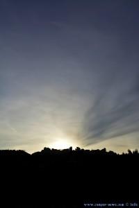 Die Sonne geht unter - Platja del Carabassí - Santa Pola – Spain