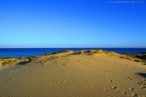 Dünen am Playa de Los Arenales del Sol – Spain