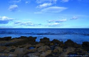 Ein kurzer Ausflug an den Strand - Platja del Carabassí - Santa Pola - Spain