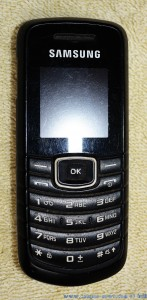 Baffos Mobiltelefon