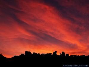 Abendrot über Gran Alacant - Santa Pola – Spain