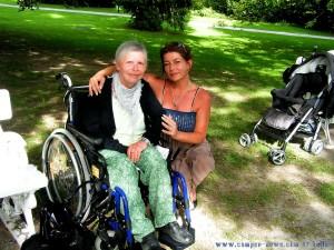 Mama und ich am 11. August 2011 in Überlingen - Deutschland