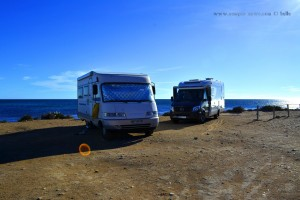 Viel näher geht nicht mehr - Platja del Carabassí - Santa - Pola – Spain