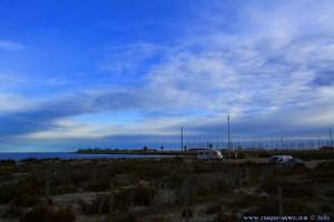 Nicol wartet nicht auf mich - Playa de Torre Derribada - San Pedro del Pinatar – Spain